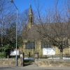 Newbold Church, Chesterfield.