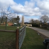 Country road, Holme Lacy to Kings Thorne
