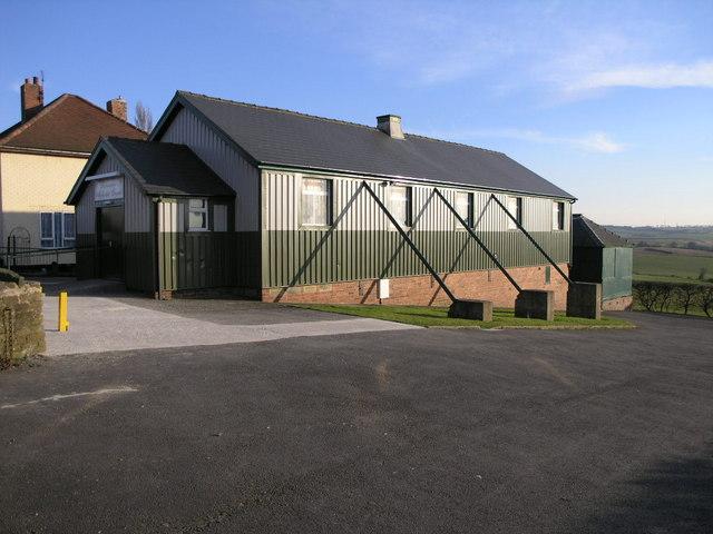 Duckmanton Methodist Church