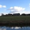 farm along Ashby Canal