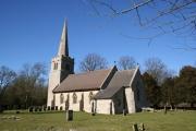 St.Hibald's church, Ashby-de-la-Launde, Lincs.