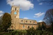 St.Peter & St.Paul's church, Caistor, Lincs.