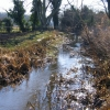 Drainage ditch, Claxton