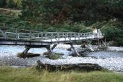 Carnachuin bridge on the R. Feshie