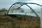 Millennium Bridge, Trans Pennine Trail