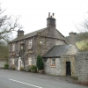 The Eyre Arms at Hassop.
