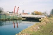 River Cray at Barnes Cray, Kent