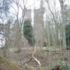 Finavon Castle Ruin