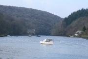 Lerryn: after high tide