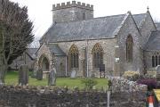 Hemyock parish church