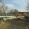 Railway Bridge on the Trans-Pennine Trail