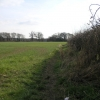 Footpath and Fields