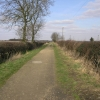 Track to Hodsock