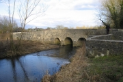Bridge over the River Windrush at Minster Lovell