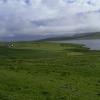 View towards Spiggie Loch