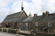 Houses and Church, Carharrack