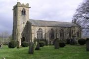 St. Michael and All Saints : Barningham.