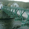 Bridge over the river Tawe west of Abercraf