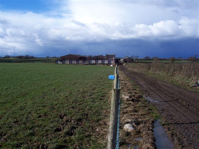 Shaw House Farm.