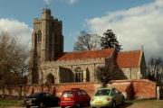 St. Edmund's church, Assington, Suffolk