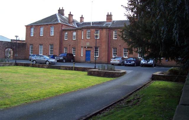 Carleton Hall.