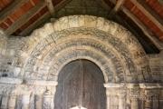 South Doorway, St.Cuthbert's church