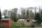 Halberton: nursery on Willand Moor