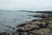 Shoreline near Brough, Whalsay, Shetland