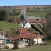 West Anstey: village
