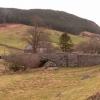 Pont Llechwedd-hafod (bridge), Cwm Penmachno.