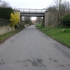 Railway and Footpath