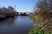 High Bridge over the Trent