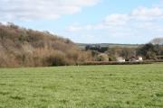 Holcombe Rogus: towards Beacon Hill