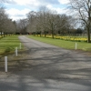 Driveway to Cagebrook House