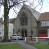 Methodist Church : Cockerton Green, dated 1874.
