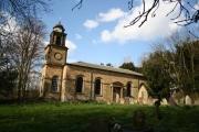 Holy Rood church, Ossington