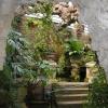 Grotto in Dewstow underground gardens