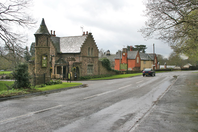 Westfield Lane, Rothley near Leicester