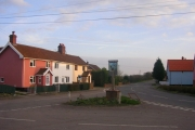 Yaxley Village, Suffolk