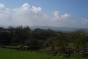 Llysfaen cottages view