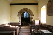 St.Peter's church nave
