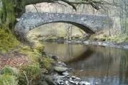 Bridge over the River Euchar at Kilninver