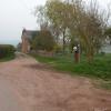 Bridleway by Ingsbury Cottage