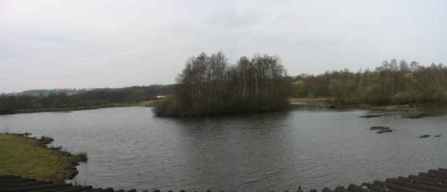 Marston Lake, Low Barnes Nature Reserve