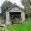 Lych Gate at Llandefalle Church