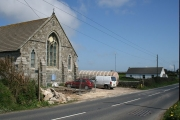 Church being converted