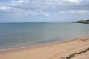 Beach at Sandford Bay
