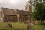 Sandford St. Martin Church