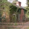 Derelict cottage in Hampton Bishop