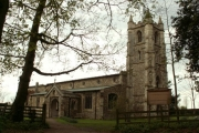 St. Mary the Virgin church, Little Sampford, Essex